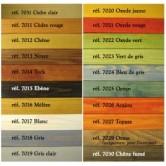 Huiles lasures alpes cologie mat riaux cologiques en for Lasure bois interieur